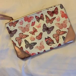 Butterfly Kisses: Makeup Bag